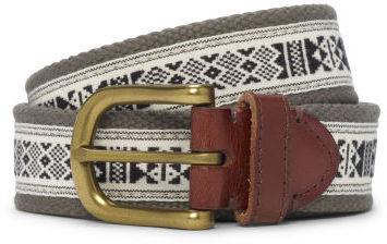 Club Monaco Vintage Webbed Belt