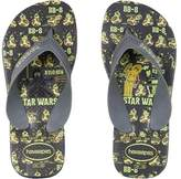 Havaianas Max Star Wars Flip Flops Boys Shoes