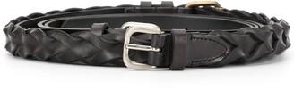 Philosophy di Lorenzo Serafini Braid Detail Belt