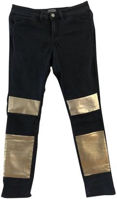 Filippa K Grey Cotton - elasthane Jeans for Women
