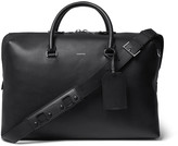 Lanvin - Full-grain Leather Holdall