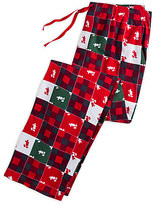 Disney Mickey Mouse Patchwork Lounge Pants for Men