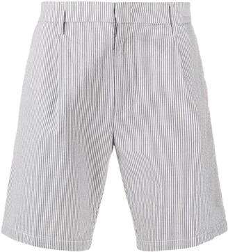 Dondup Seersucker Chino Shorts