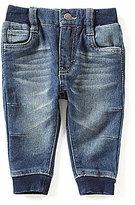 Levi's Levis Baby Boys 6-24 Months Knit Denim Jogger Pants