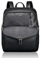Tumi 'Sinclair Harlow' Coated Canvas Laptop Backpack - Black