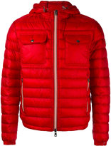 Moncler zipped jacket - men - Feather Down/Polyamide - III