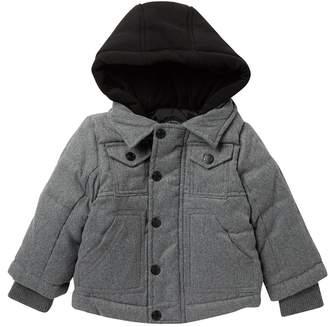 Urban Republic Soft Shell Fleece Lined Jacket (Baby Boys)