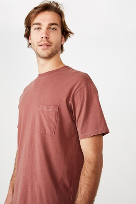Cotton On Washed Pocket Tee