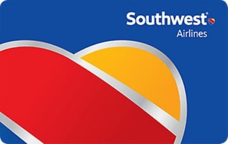 Southwest Airlines Gift Card (Email Delivery)