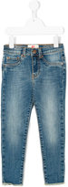 American Outfitters Kids faded jeans with frayed edges
