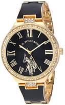 U.S. Polo Assn. Women's Analog-Quartz Watch with Alloy Strap