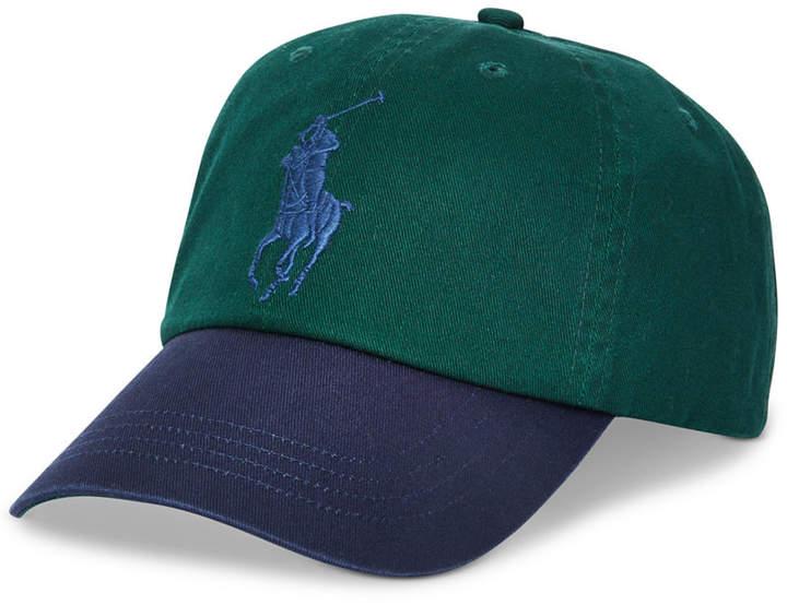 ba68bde6a7997d Polo Ralph Lauren Big Pony Hat - ShopStyle