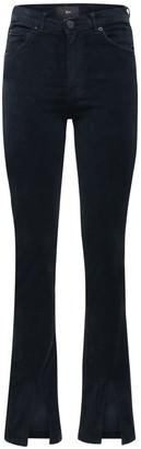 3x1 Kaia Skinny Denim Jeans W/ Slits