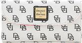 Dooney & Bourke Madison Signature Continental Clutch