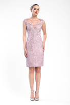 Sue Wong - N16160 Dress in Orchid