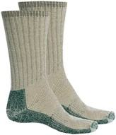 Woolrich Heavyweight Expedition Socks - 2-Pack, Merino Wool, Mid Calf (For Men)