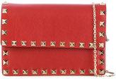 Valentino Garavani Valentino Rockstud clutch - women - Calf Leather - One Size