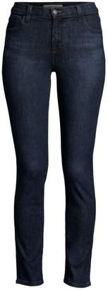 J Brand Maria High-Rise Sustainable Skinny Jeans