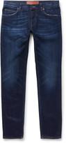 Dolce & Gabbana - Slim-fit Washed-denim Jeans