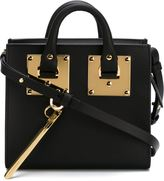 Sophie Hulme mini 'Albion' box crossbody bag