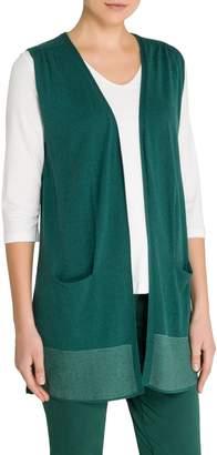 Olsen Colour Love Long Vest