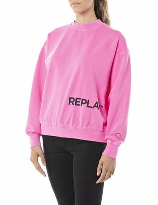 Replay Women's W3586 Sweatshirt