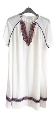 Closed White Dress for Women
