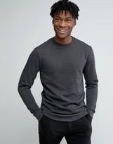 ONLY & SONS Longline Sweatshirt
