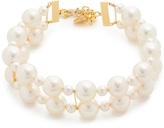 Venessa Arizaga Sugar High Imitation Pearl Choker Necklace