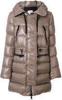 Moncler Aphri padded coat - women - Polyamide/Goose Down - 1
