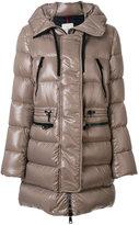Moncler Aphri padded coat - women - Polyamide/Goose Down - 2