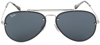 Ray-Ban 61MM Aviator Sunglasses