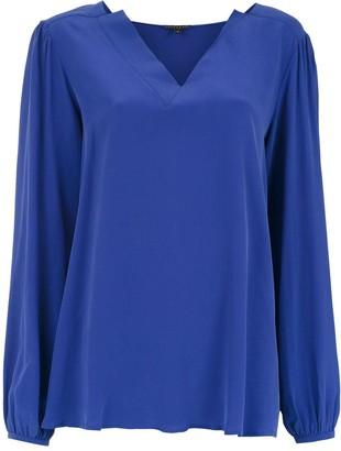 Alcaçuz Land silk blouse