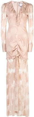 Alexis Lucasta lace dress