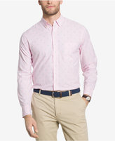 Izod Men's Pelican Print Oxford Shirt