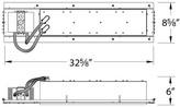 W.A.C. Lighting LEDme Multiple Spot 4 Light Trim - MR-LED418
