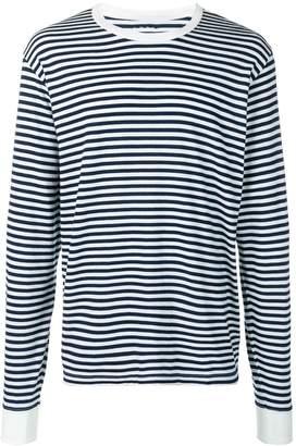 Visvim striped longsleeved T-shirt