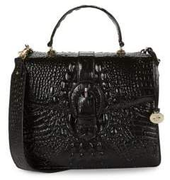 Brahmin Melbourne Leather Gabriella Satchel