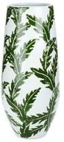 Home Essentials Large Leaf Ceramic Vase