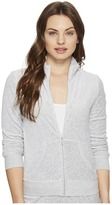 Juicy Couture Fairfax Velour Jacket