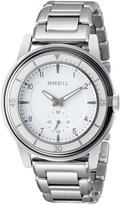 Breil Milano Men's TW1146 Orchestra Analog Display Japanese Quartz Silver Watch