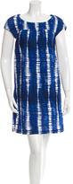 A.P.C. Tie-Dye Shift Dress