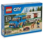 Lego Toddler City Van & Caravan - 60117
