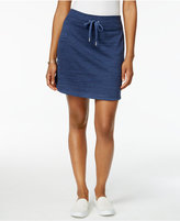 Style&Co. Style & Co Melange Drawstring Skort, Only at Macy's