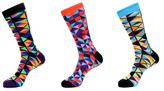 Jared Lang Triangular Socks (3 PK)