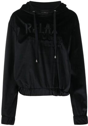 John Richmond Relax hooded sweatshirt