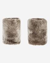 N.Peal Rex Fur Cuffs