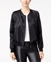 Material Girl Juniors' Bomber Jacket, Only at Macy's