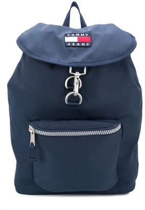 Tommy Hilfiger Branded Backpack