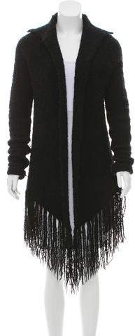 Zadig & Voltaire Boucle Knit Cardigan